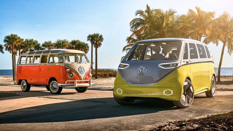 Volkswagens elektriske minibuss kommer neste år