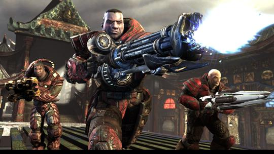 Unreal Tournament 3: Coming to a Linux computer near you! Or so they say...
