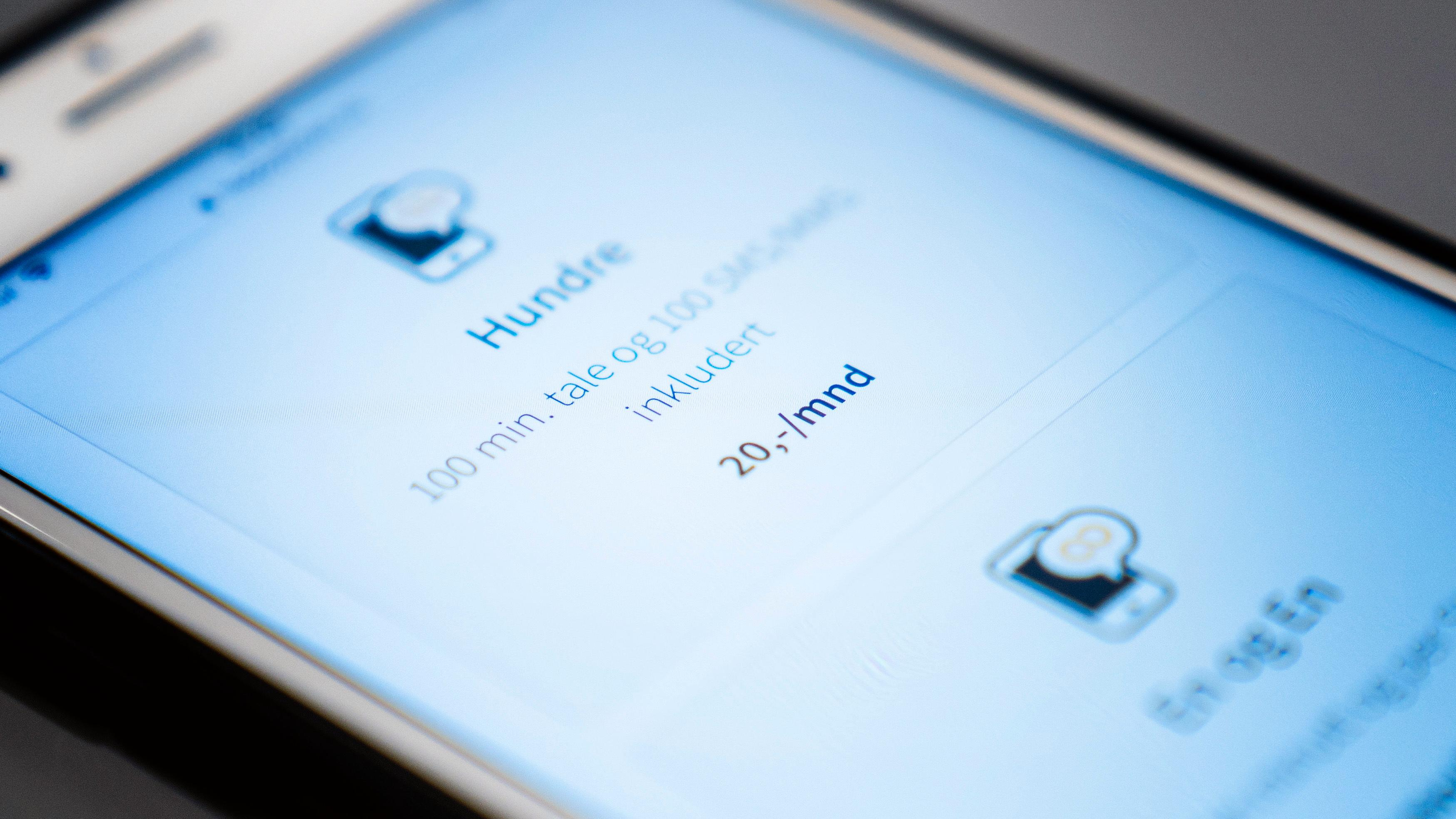 Nå kan du få mobilabonnement til 20 kroner i måneden