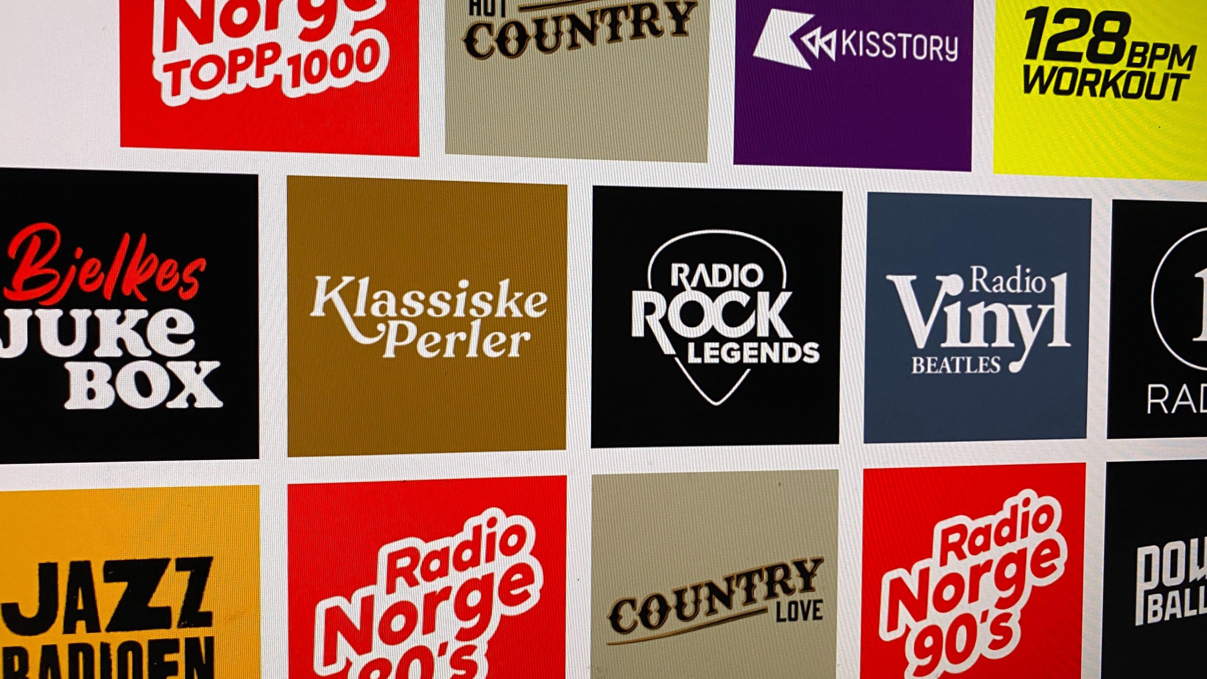 Radio Norge ser Apples to nye radiokanaler, høyner med 13