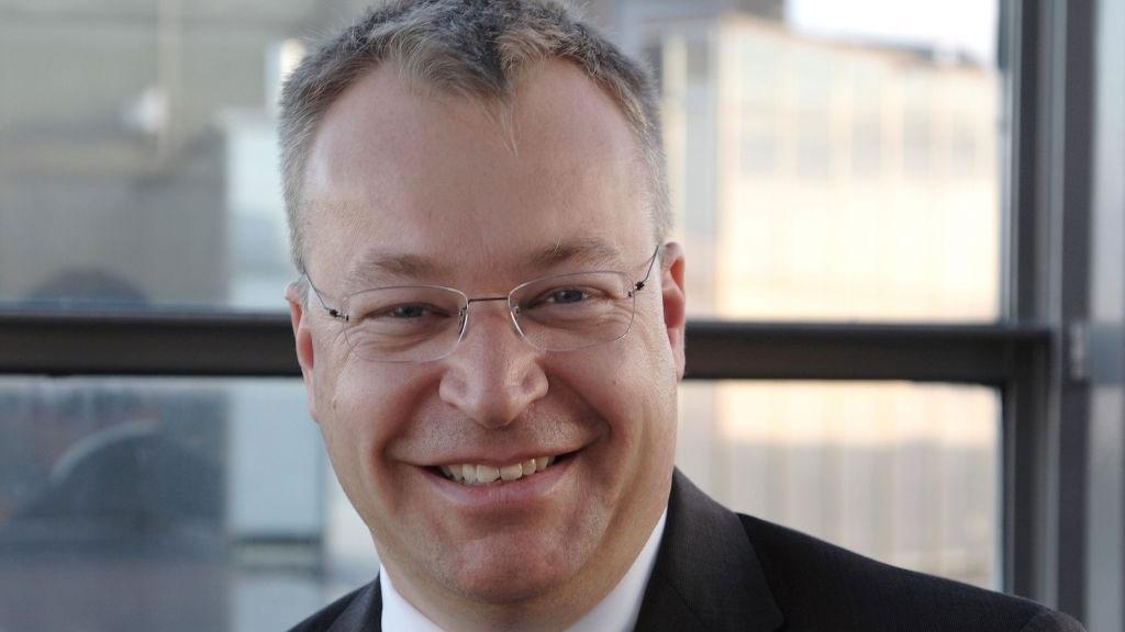 Nokia-sjef Stephen Elop.Foto: Nokia