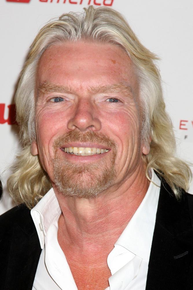 Richard Branson har tydeligvis ambisjoner om å også entre elbilmarkedet. Foto: Helga Esteb/Shutterstock.com