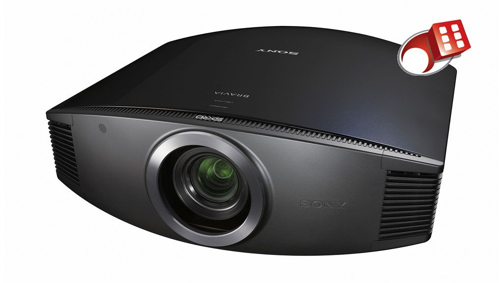 Test av HD-projektor: Sony VPL-HW10