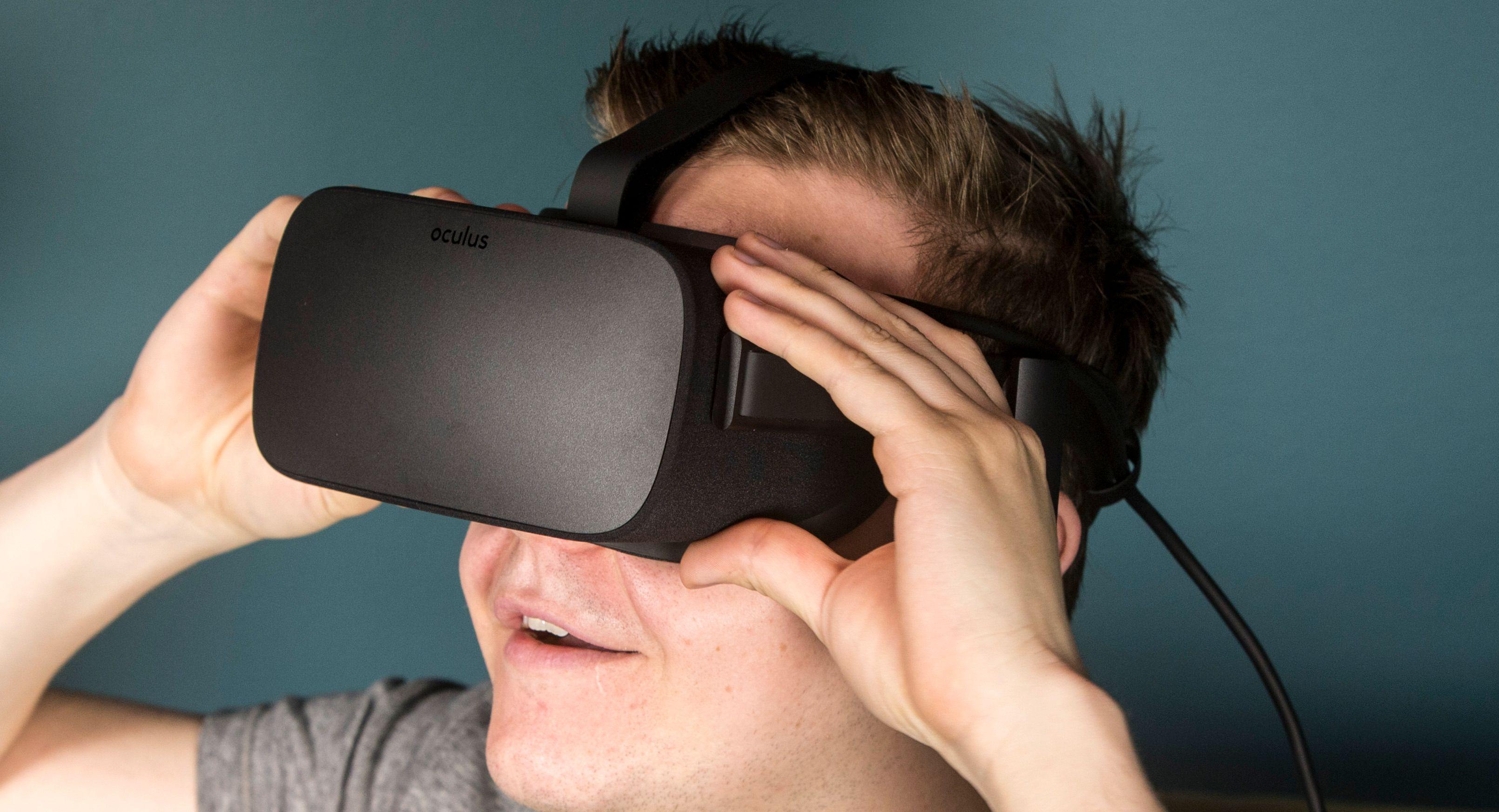 Fremtidige versjoner av Oculus Rift kan ha mye å hente på utviklingen som skjer innen LCD-teknologien.