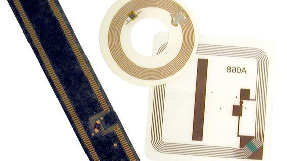 RFID i CD- og DVD-er