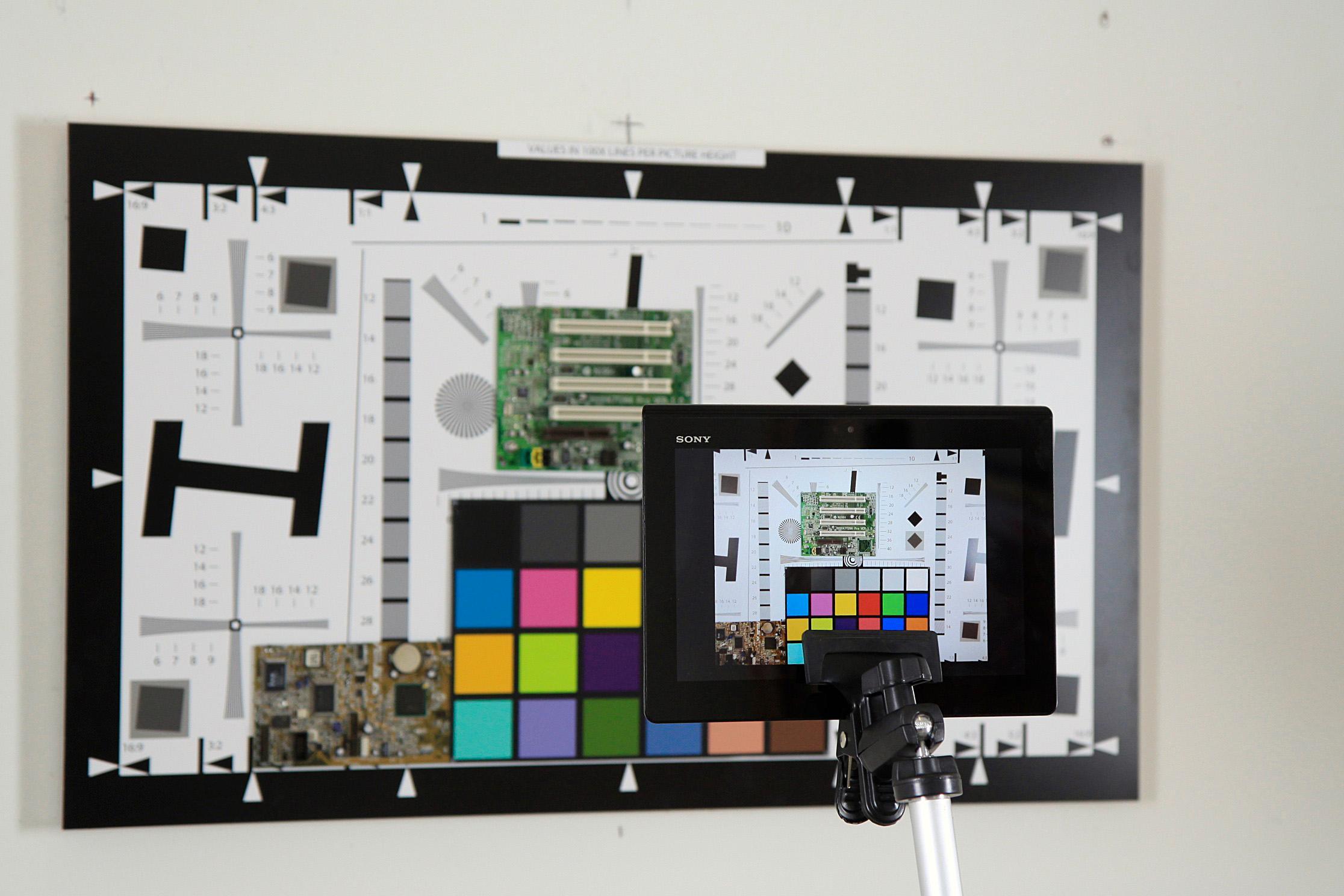 Her tester vi kameraets evne til å gjengi detaljer.Foto: Kurt Lekanger, Amobil.no