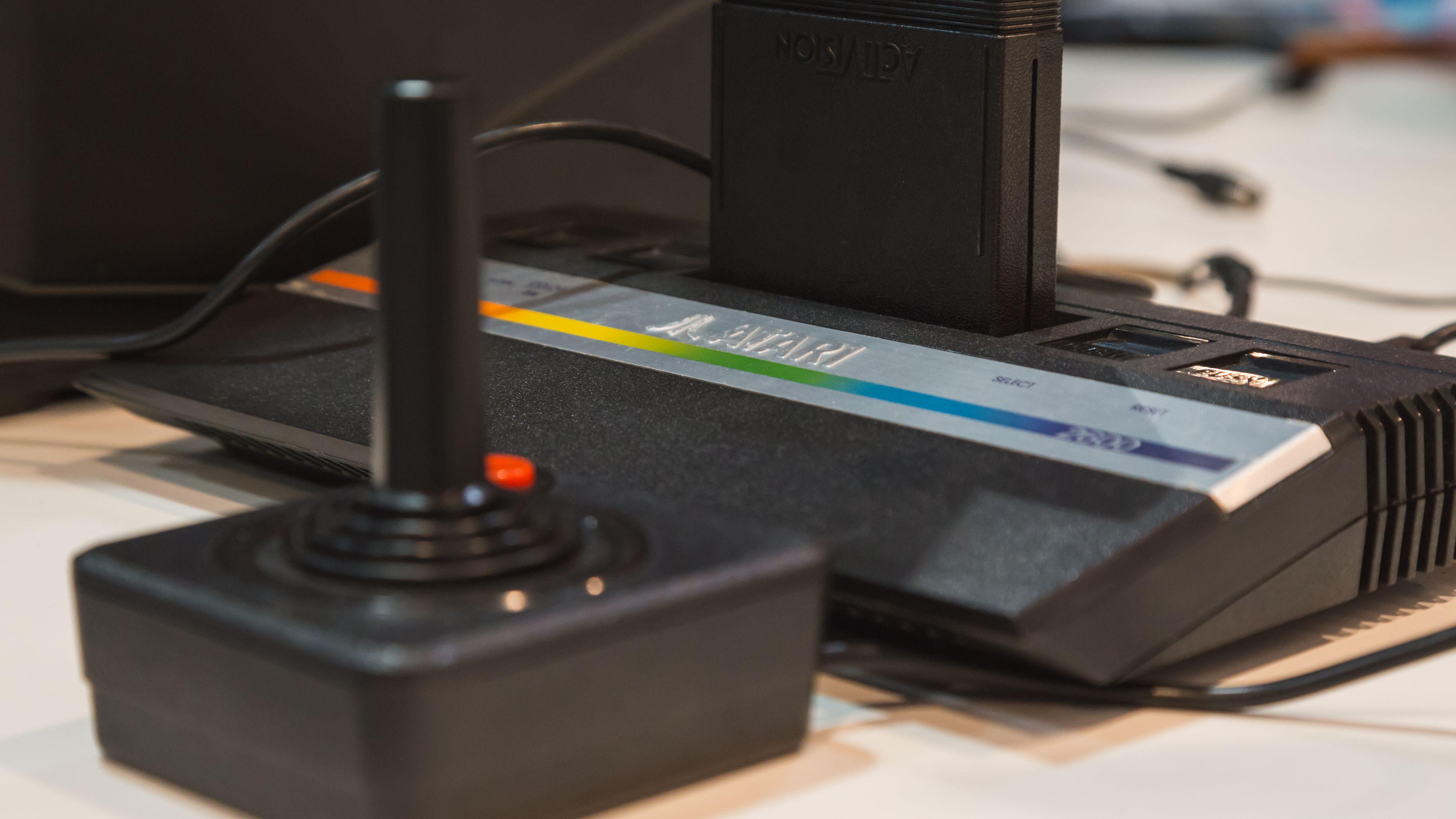 Husker du Atari? Nå skal de begynne å lage maskinvare igjen