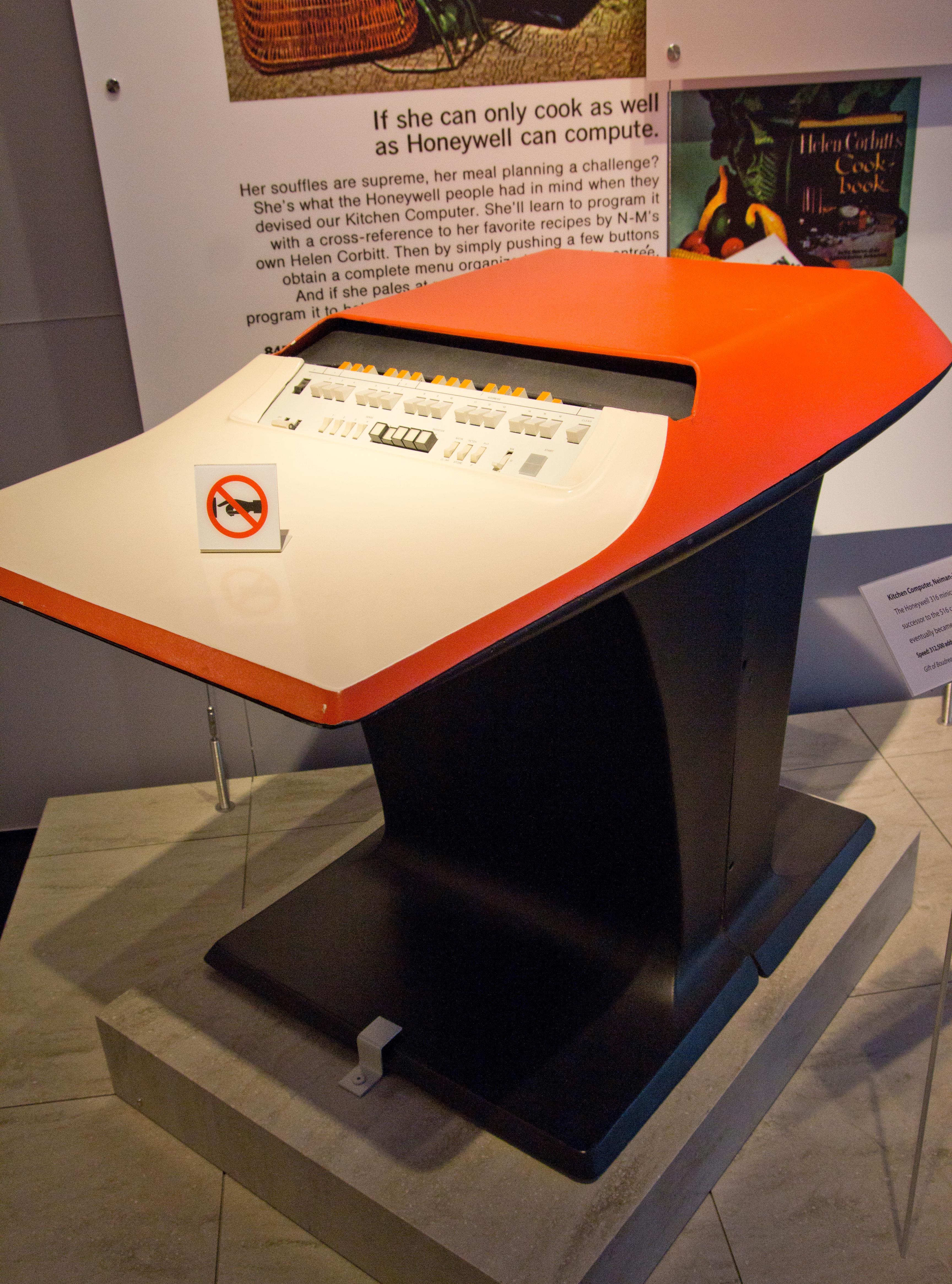 Kjøkkenmaskinen Honeywell H316. Foto: Hardware.no