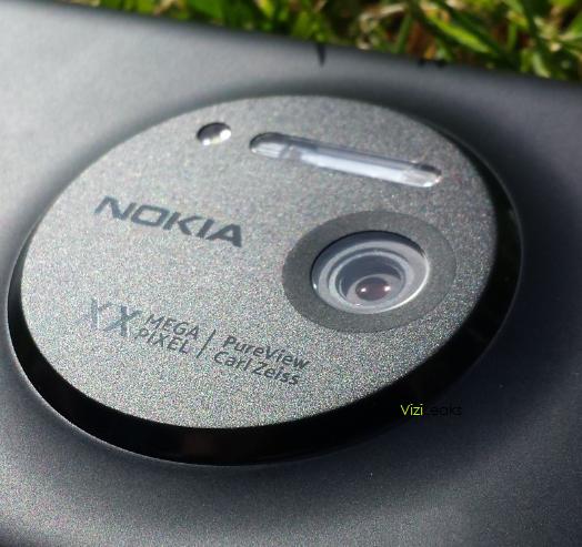 Påstått bilde av Nokia EOS fra Twitter-brukeren @ViziLeaks.Foto: @ViziLeaks