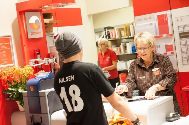 Postoppkrav er også en helt O.K. måte å gjøre det på, men som kjøper er det langt tryggere å bruke betalingsgarantien til Finn. Foto: Posten