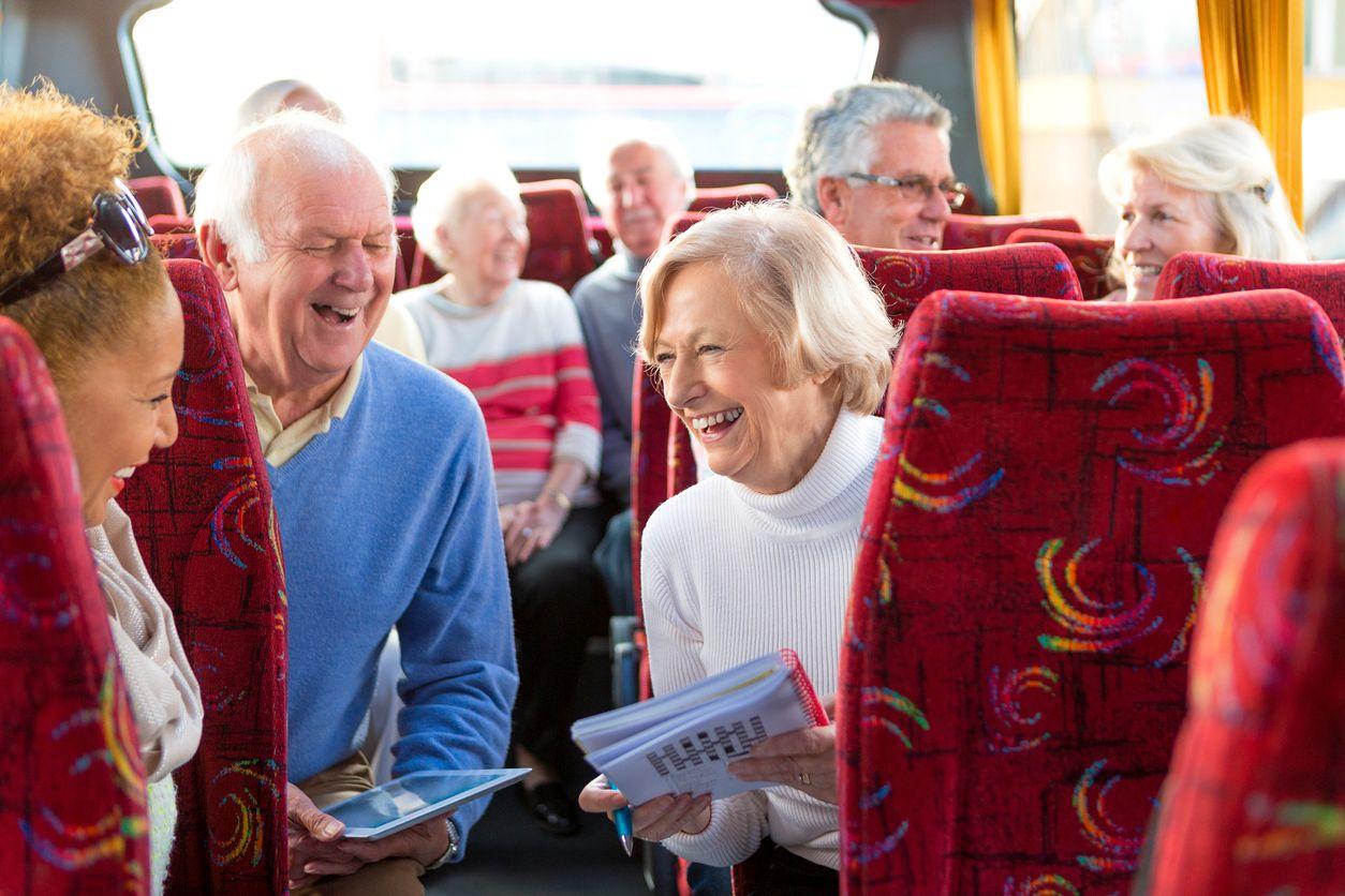 SOSIALT: I Pensjonistforbundet er du en del av et stort fellesskap.
