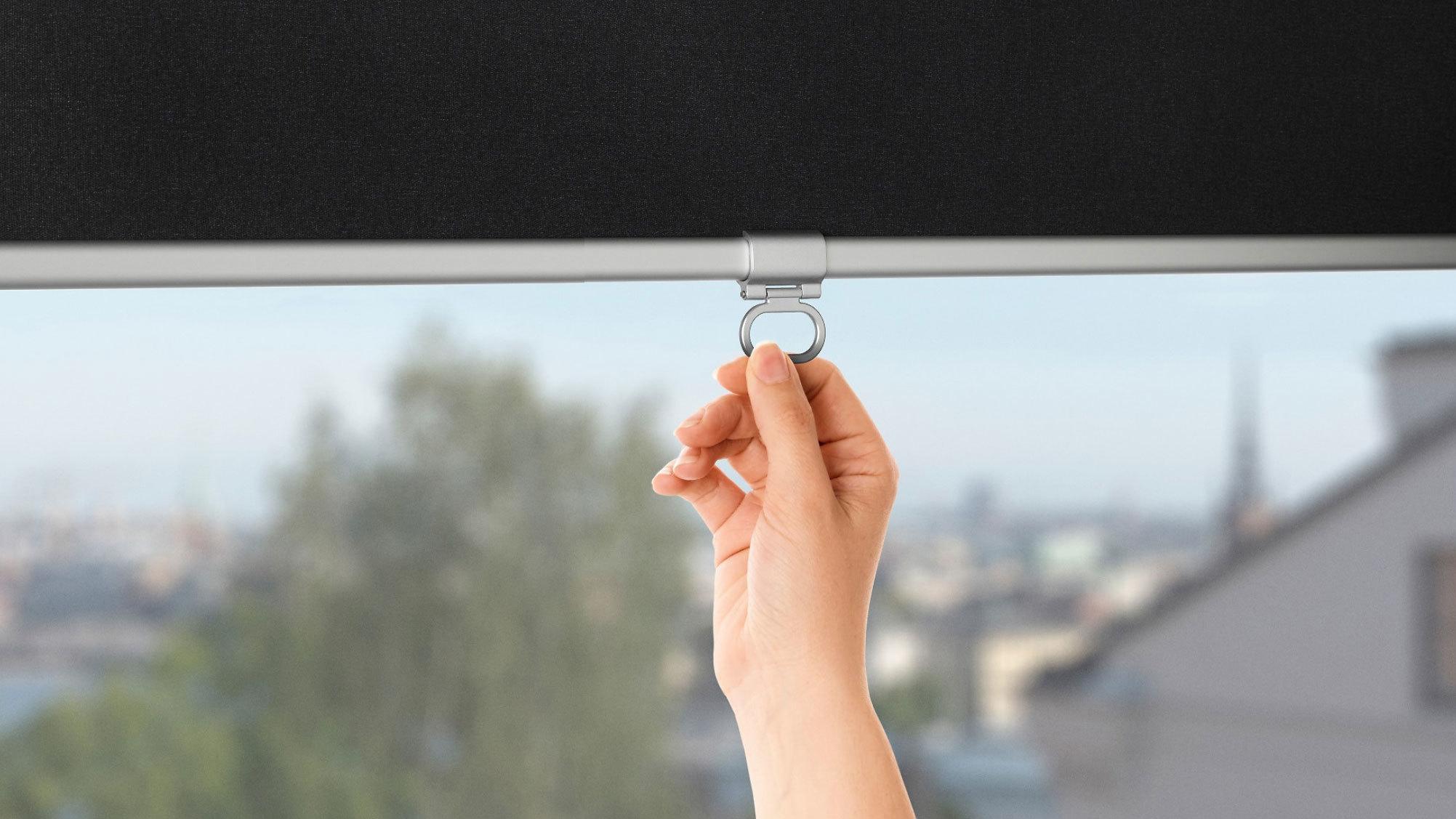 Ikea lanserer smarte rullegardiner