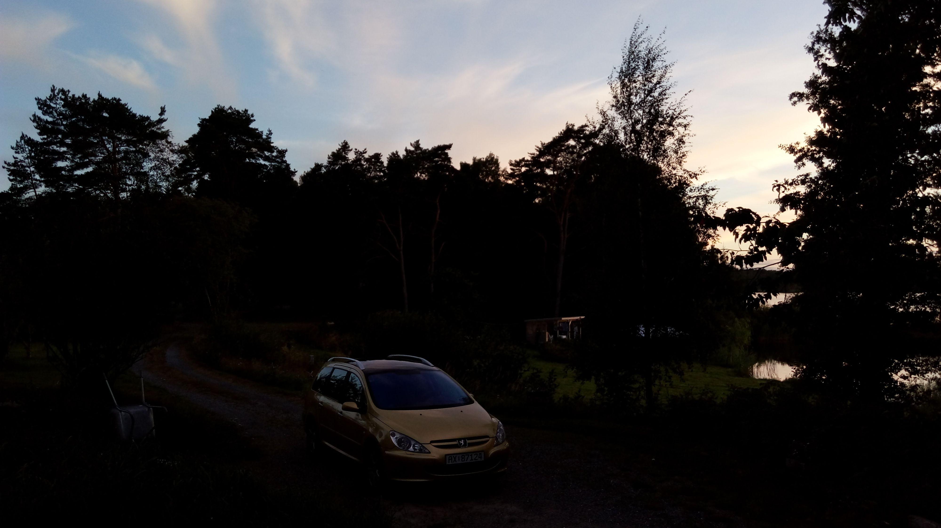 Eksempelbilde fra LG K10.