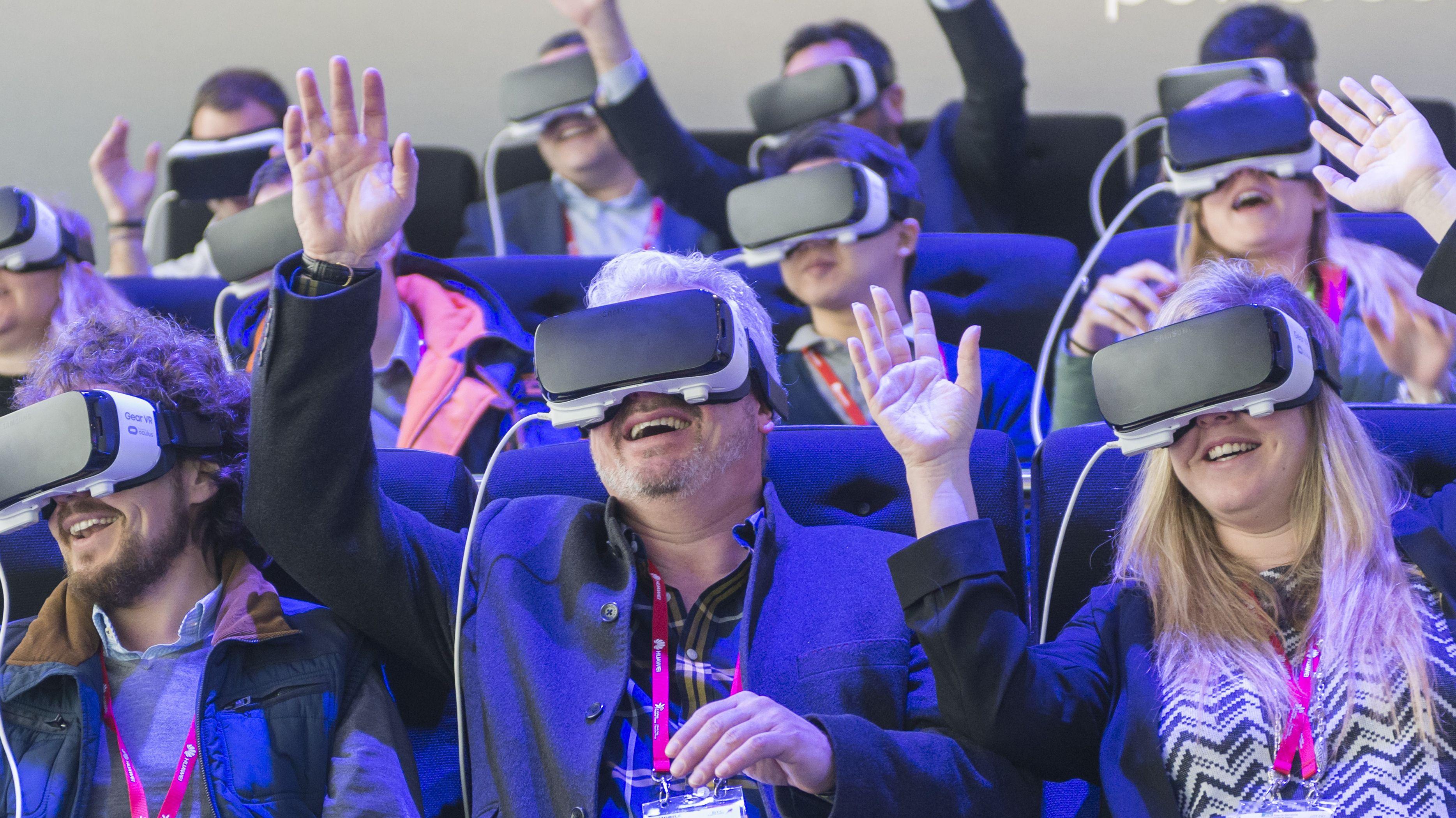 Google og IMAX skal lage «VR-kinoer»
