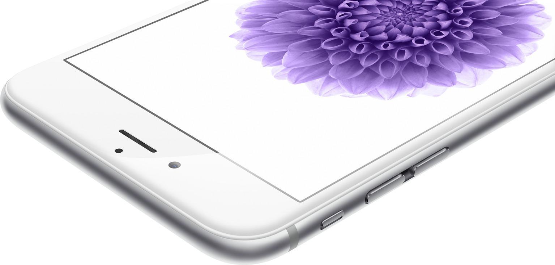 Det er satsingen på premiumprodukter, her representert ved en iPhone 6, som gir Apple den svært høye andelen av mobilprofitten. Foto: Apple