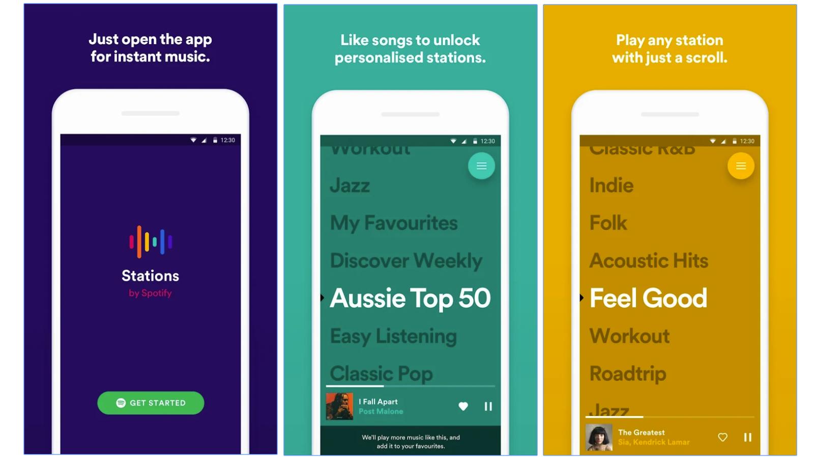 Spotify har sluppet ny app som gjør musikklytting ekstra enkel