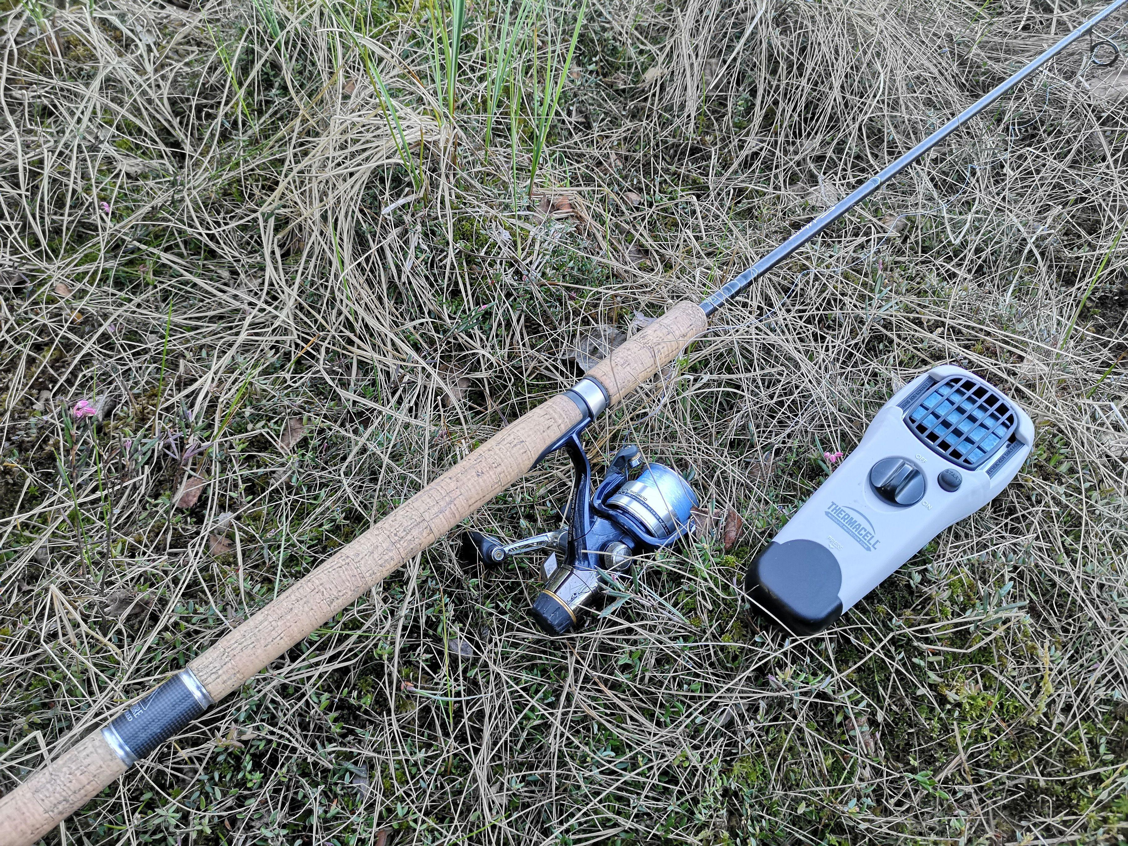Denne blir med på alle fisketurer fremover.