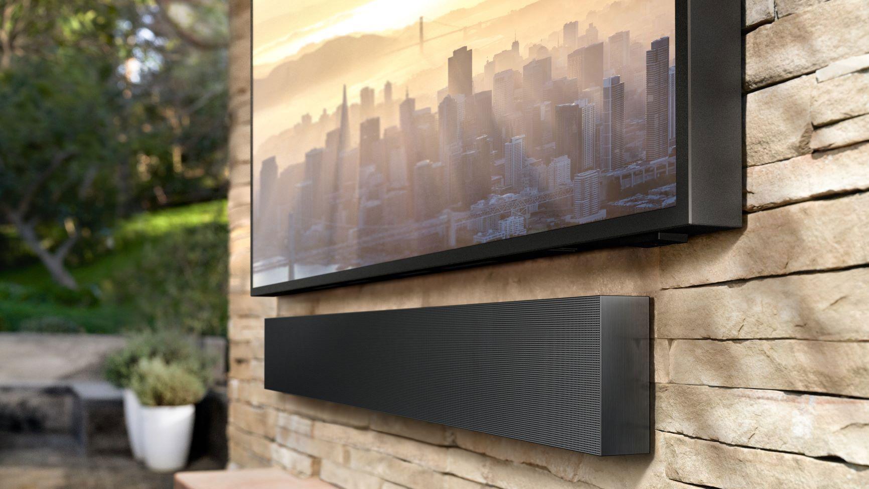 Samsungs nye TV-er er ment for utendørs bruk