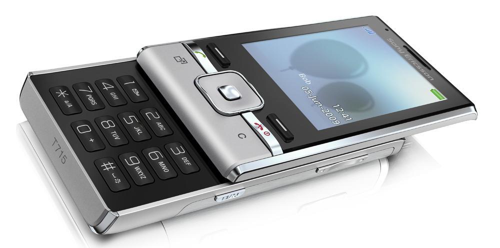 Sony Ericsson lanserer ny mobil