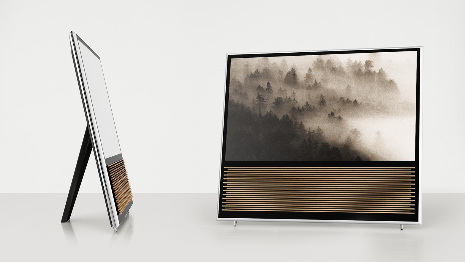 Bang & Olufsen lanserer stilfull 4K-TV med Android