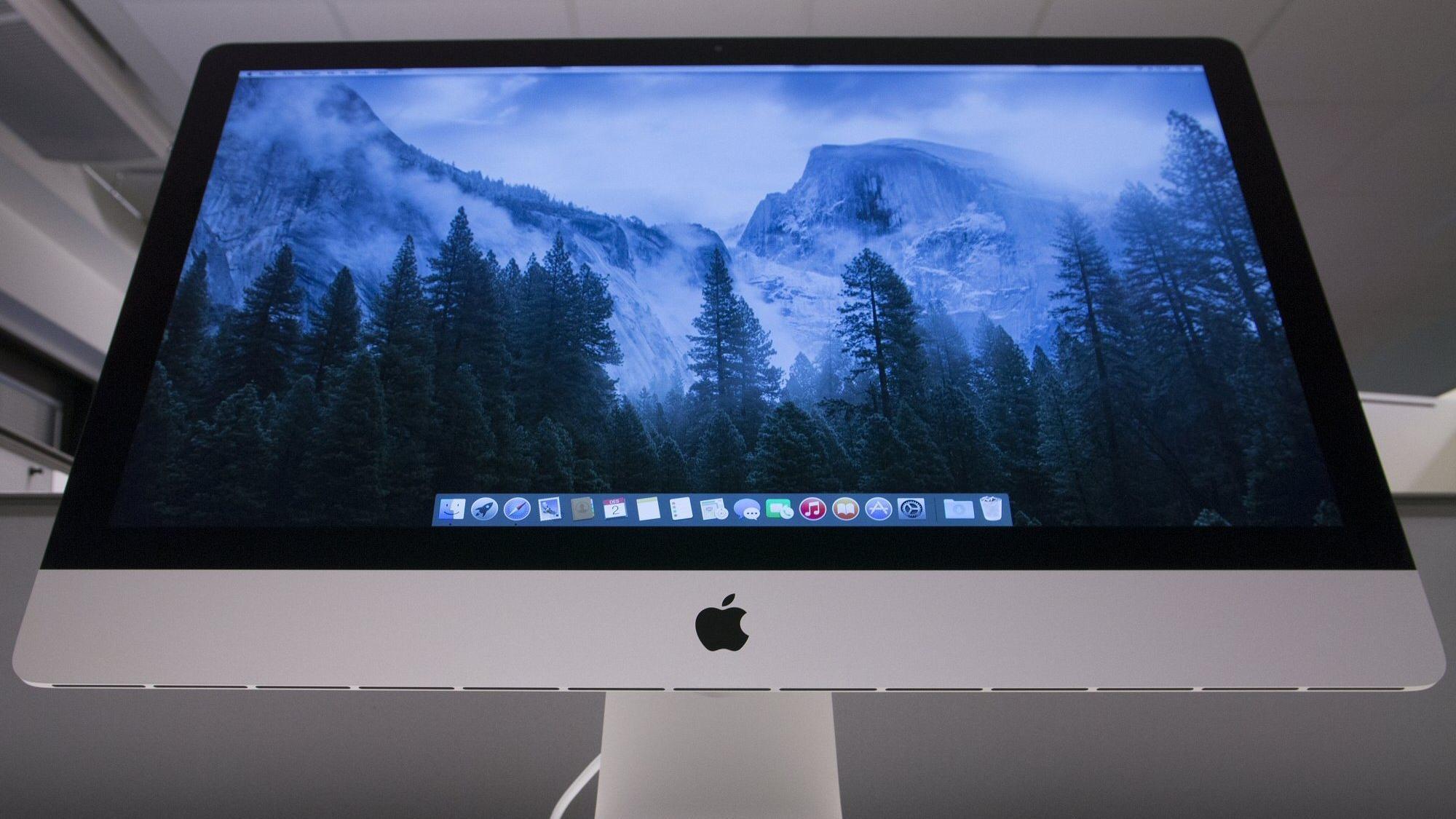 Den lekre Apple-skjermen fra 2011 skal endelig få en oppgradering
