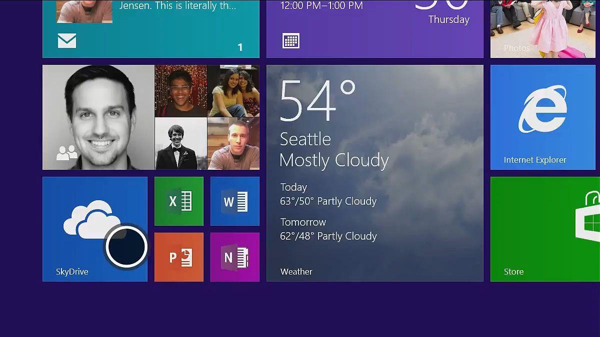Windows 8.1 skal være ferdig om én måned