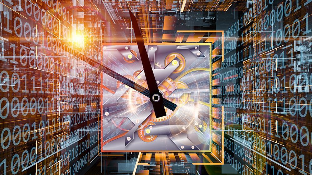Tre ulike krefter styrer klokka i datamaskinen din