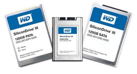 De nye SSD-ene fra Western Digital