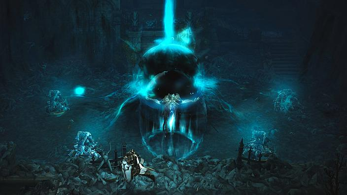 I utvidelsespakken Reaper of Souls fikk vi en mørkere del av verden å utforske.