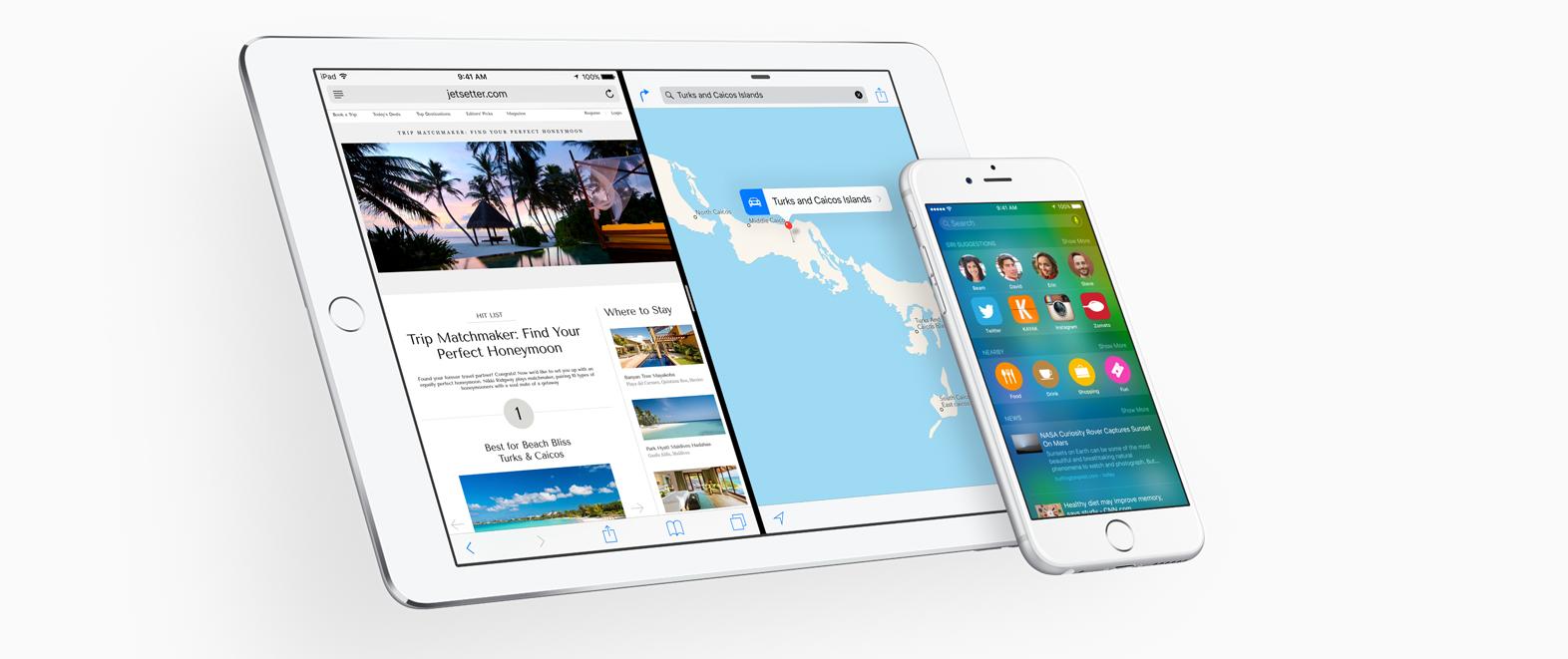 iOS 9: Nå oppdateres iPhone-en din