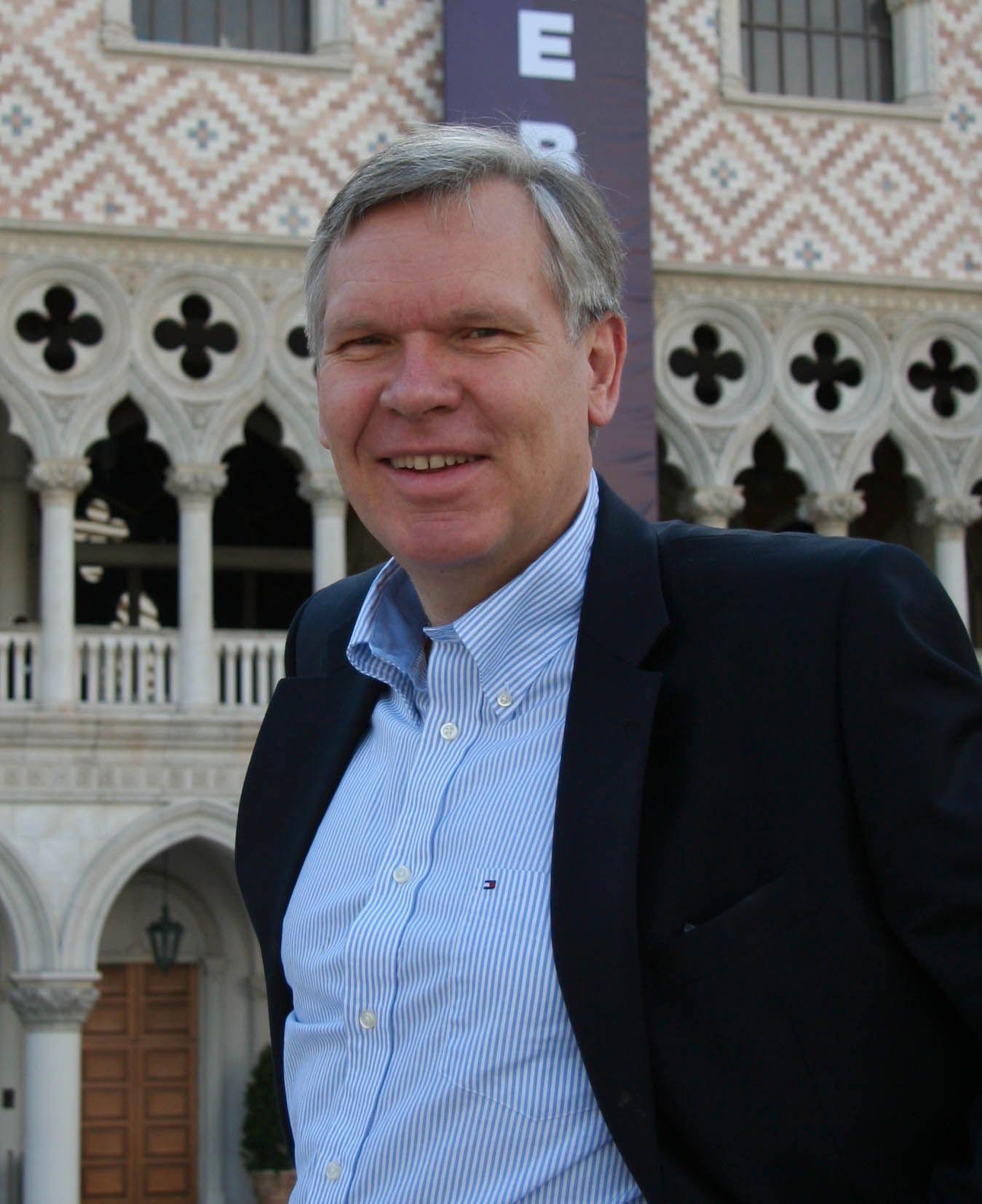 Utdannelse fra et eliteuniversitet viser et veltrimmet hode, mener Jørgen Myrland i Cisco.Foto: Atle Skretting