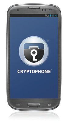 GSMK Cryptophone.Foto: GSMK