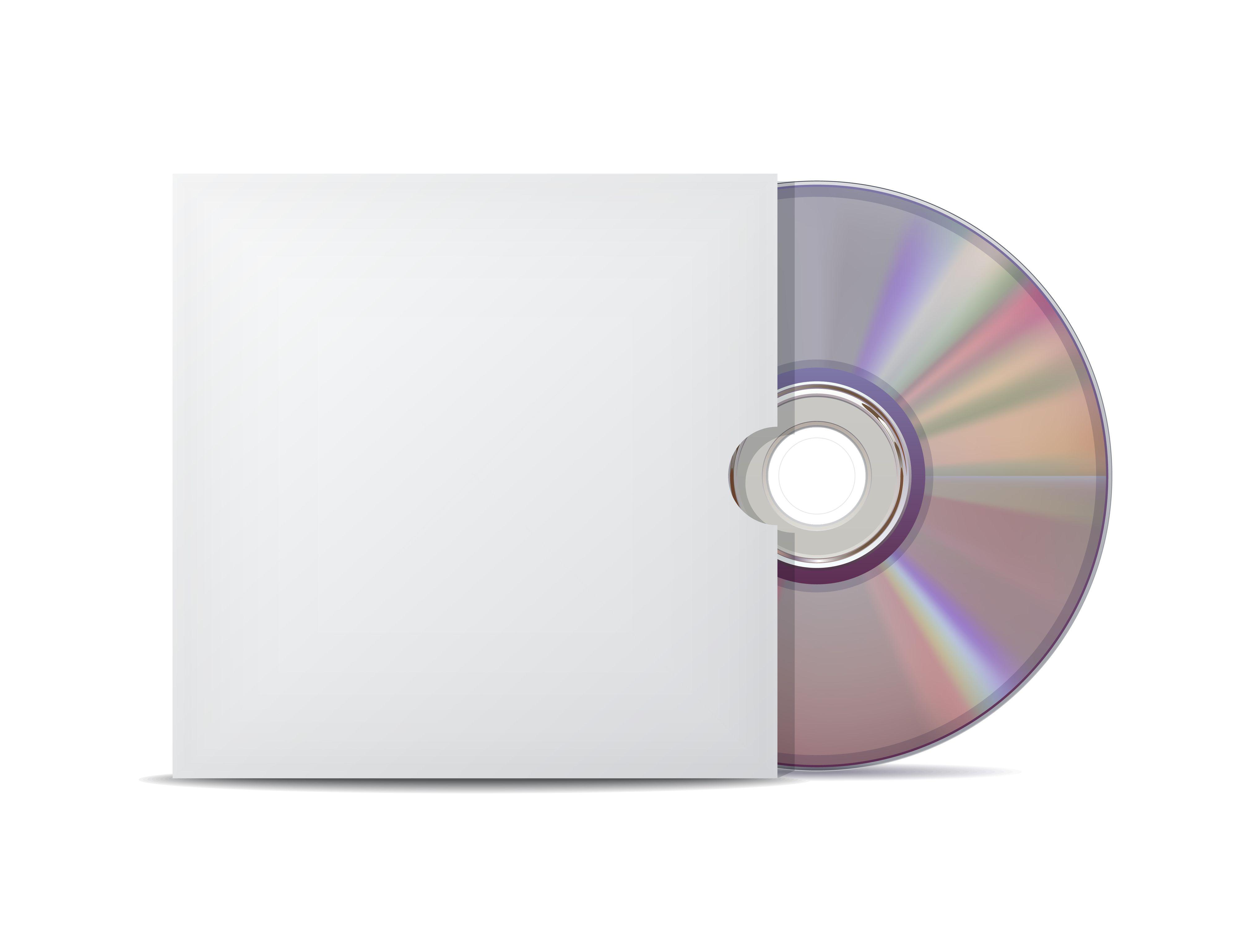 På slutten av nittitallet var det ikke uvanlig å finne CD-plater med et utsnitt av internett i databladene på kiosken. Foto: tassel78 / Shutterstock.com