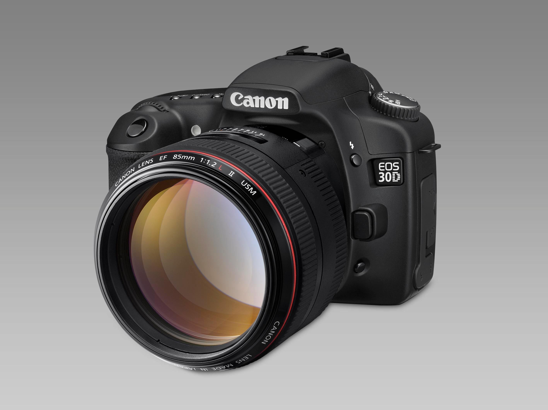 Kanonkule Mark II: Canon EF 85mm f/1.2L II USM. Foto: Canon