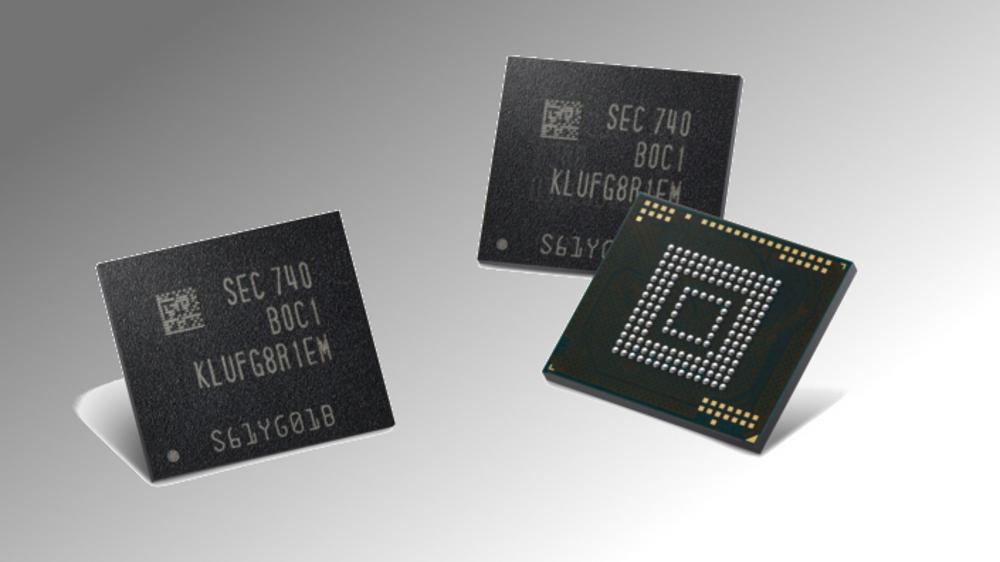 Med disse brikkene skal Samsung gi mobilen din 512 GB med lagringsplass