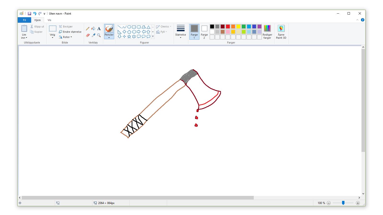 Microsoft forbereder seg på å økse Paint