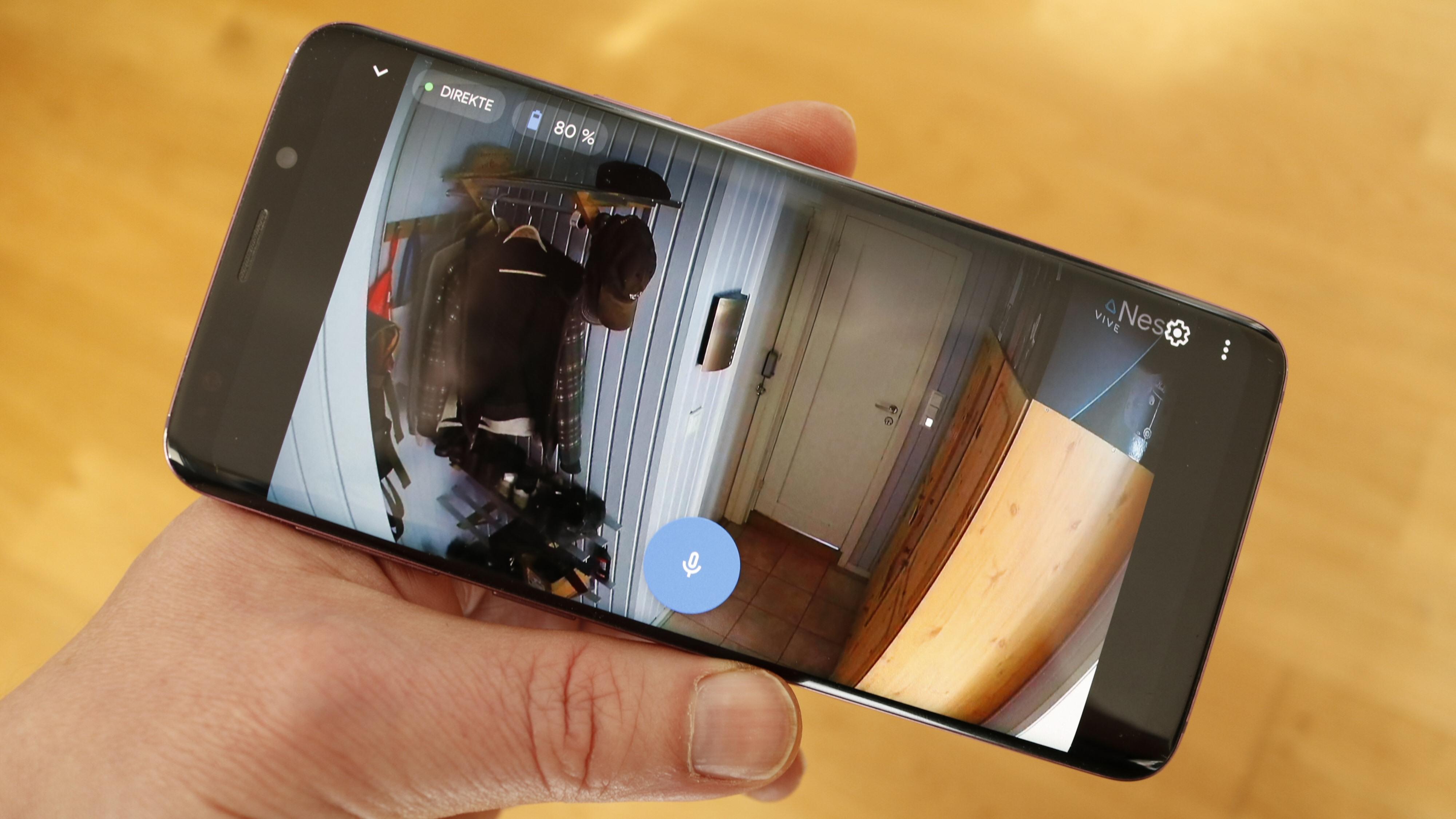 I skrivende stund kan Nest Cam (batteri) kun brukes med Google Home-appen. Som betyr at bruken må skje via en mobiltelefon eller et nettbrett.