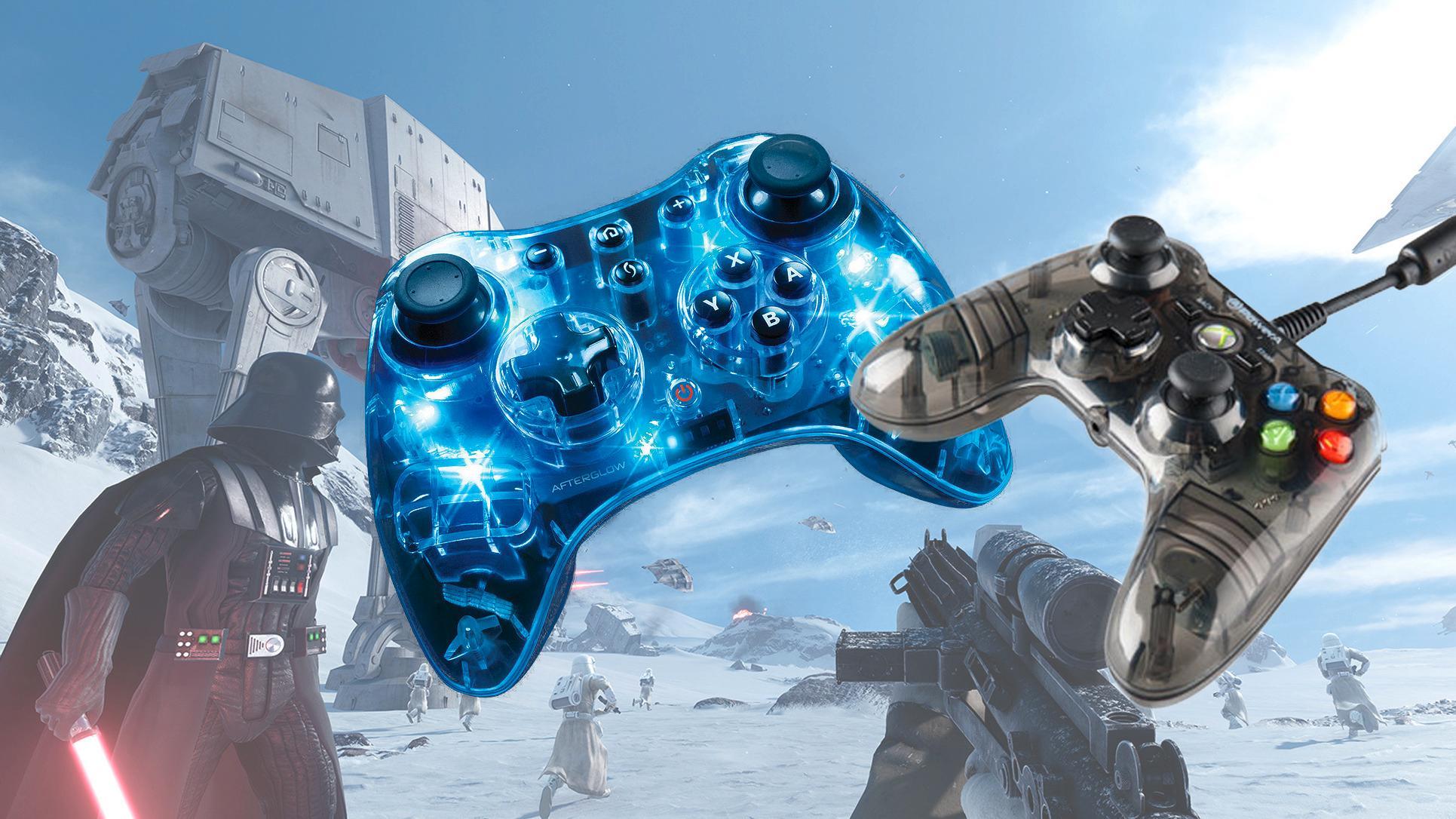 Spillkonsoll-kontrollere kan være skadelig for barna dine