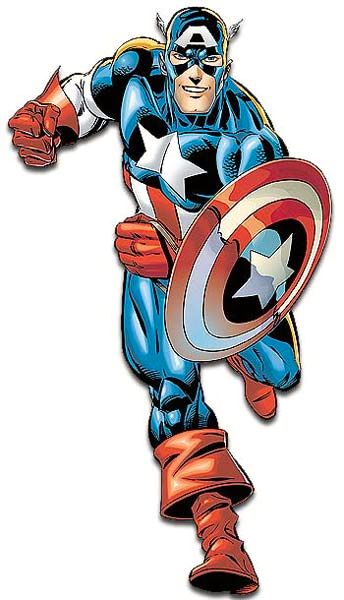 Captain America er på vei til det store lerretet.