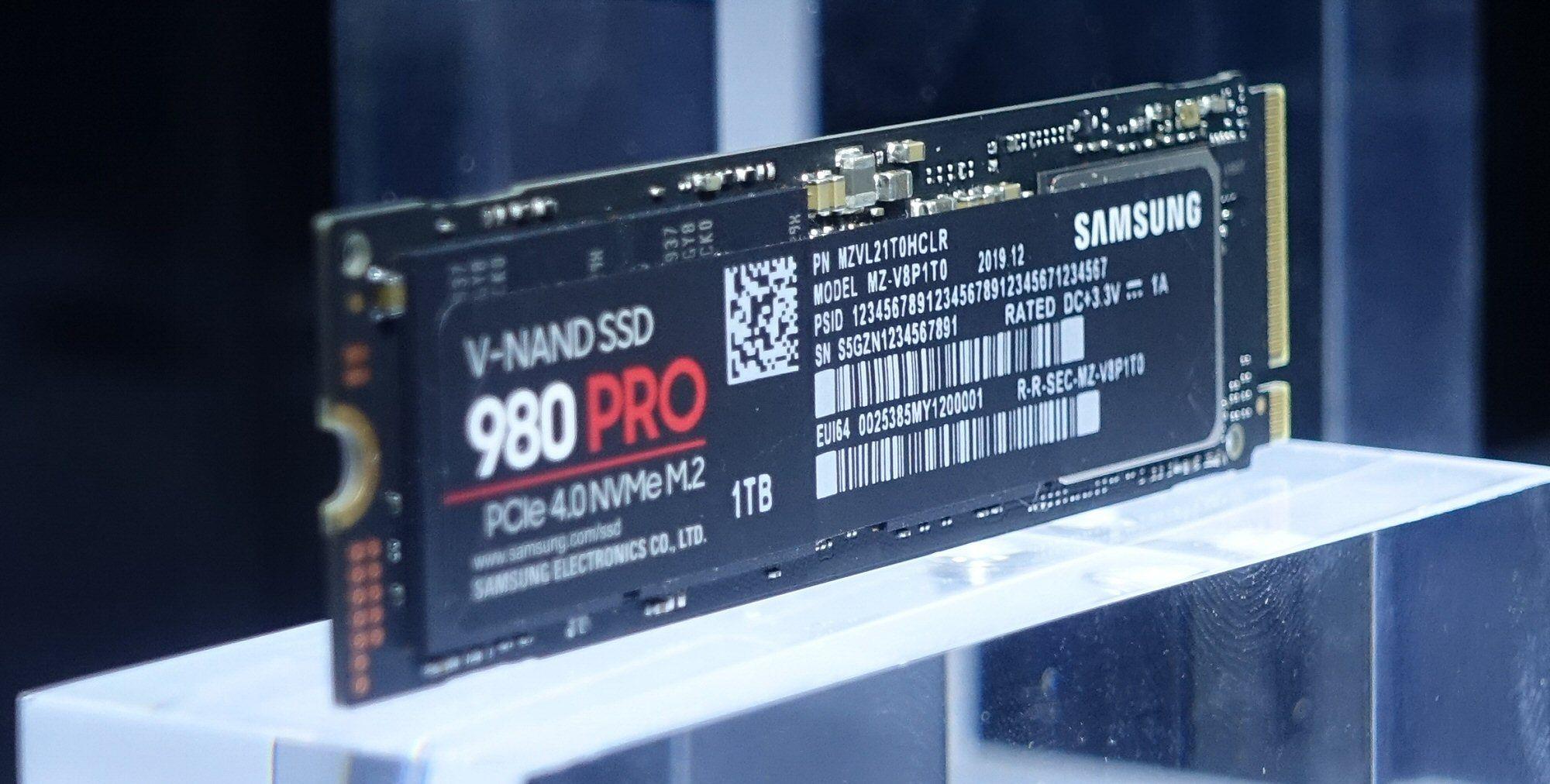 De nyeste NVMe-SSD-ene med PCIe 4.0 er så kjappe at programmeringsverktøyene til Windows ikke holder tritt.