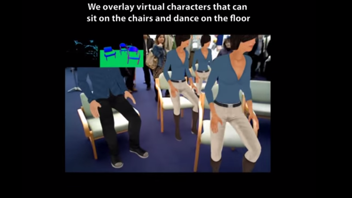 Snart kan Oculus Rift trolig gjenskape virkelige omgivelser i sanntid