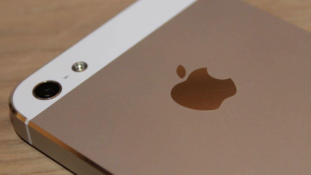 – Salget av iPhone 5 er historisk godt