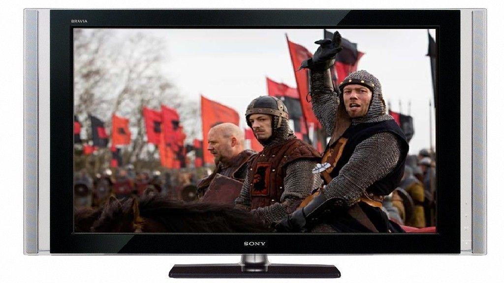 Splitter ny flaggskip-TV fra Sony