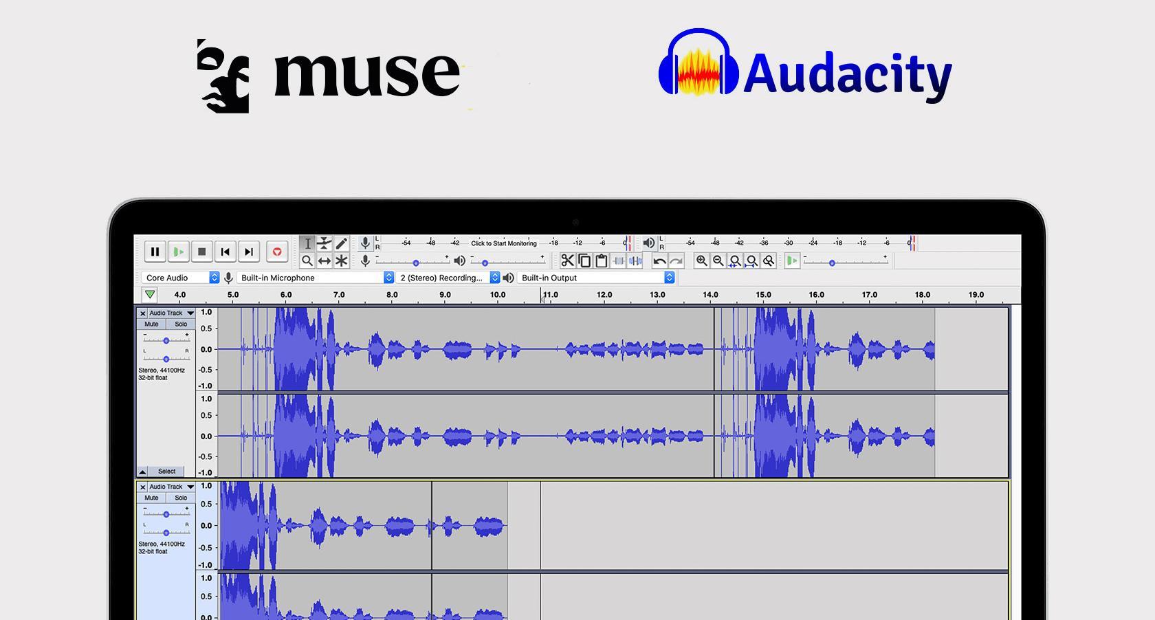 Muse Group skaper furore med sine nye personvernerklæringer.