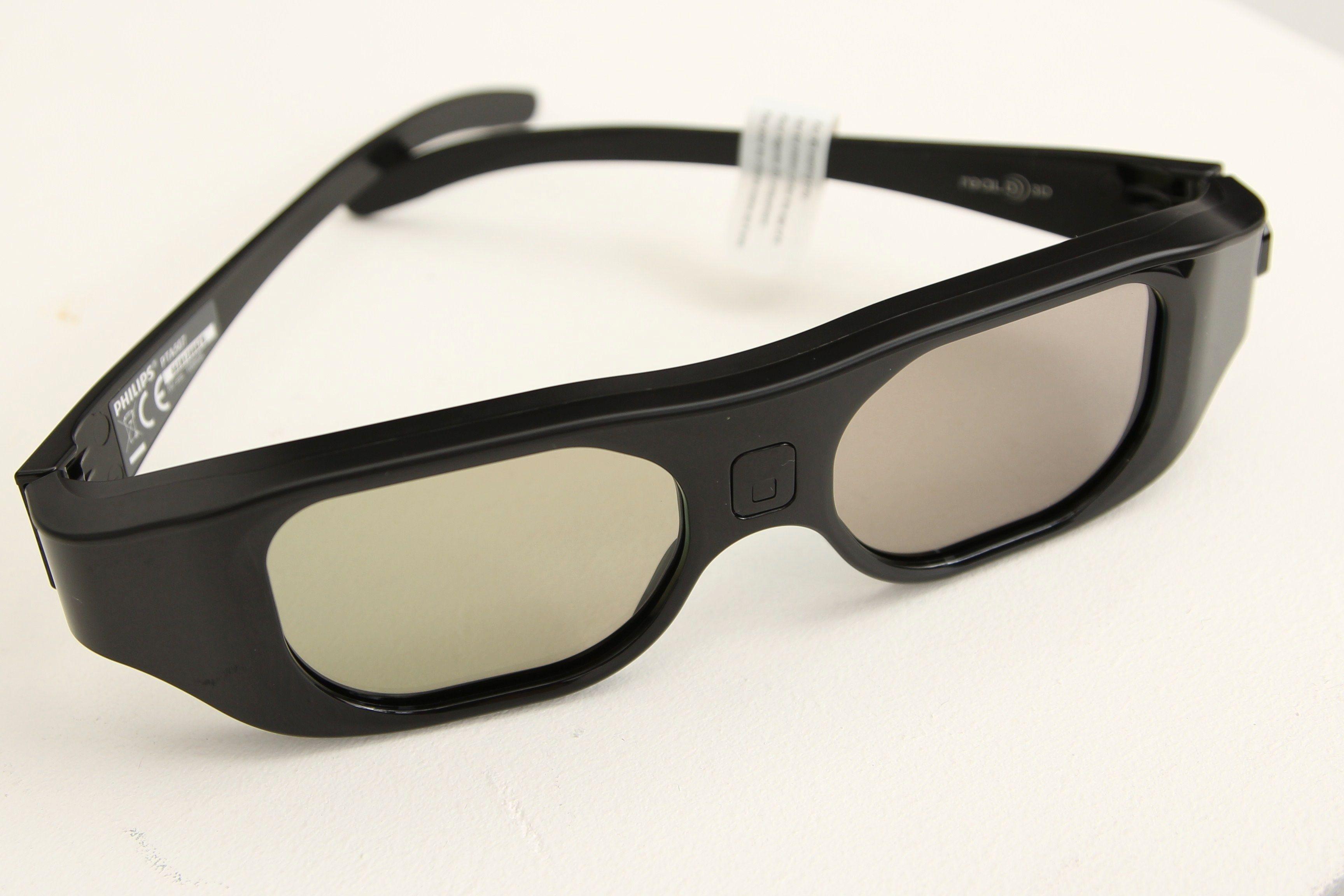 3D-brillene.Foto: Roy Arne Christiansen, Hardware.no