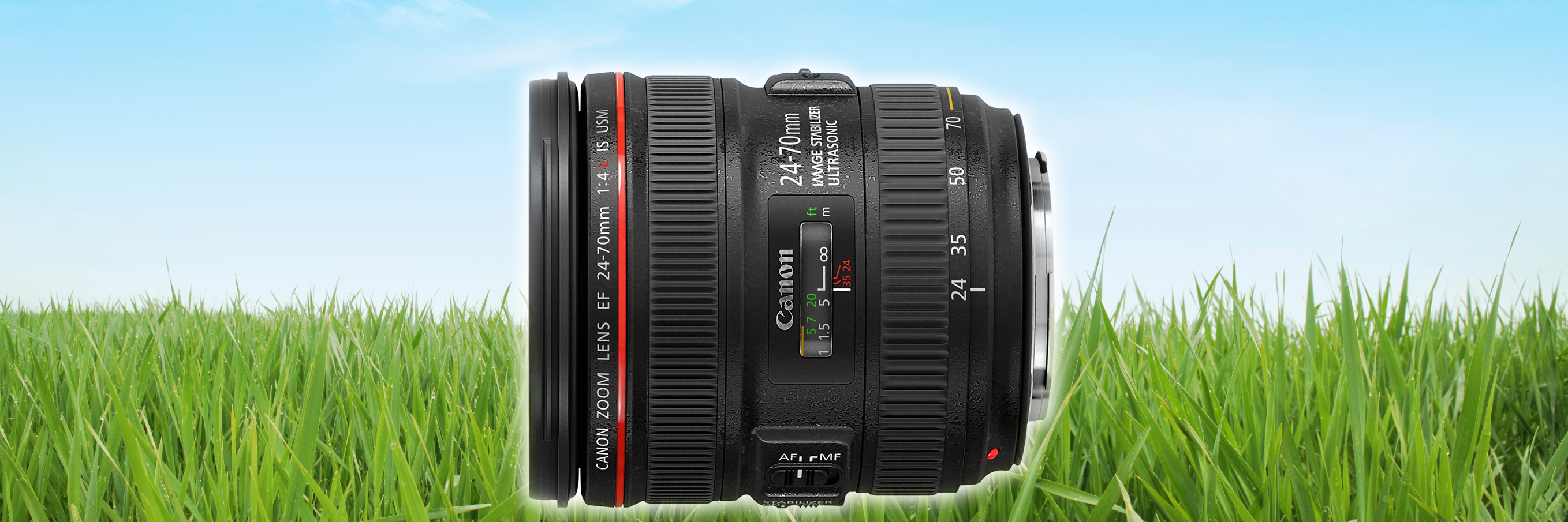 Canon EF 24-70L f/4 IS