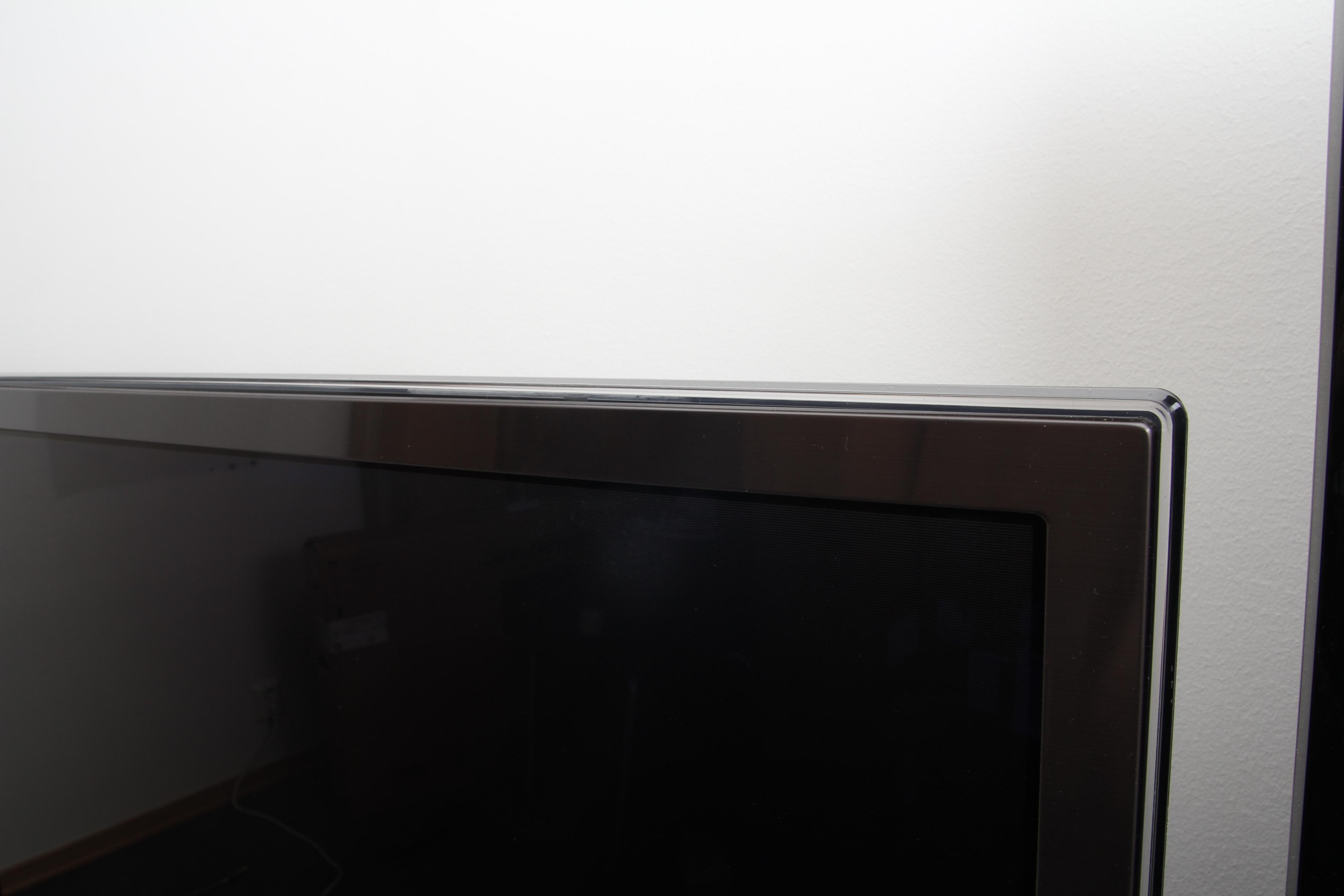 Rammen til TV-en