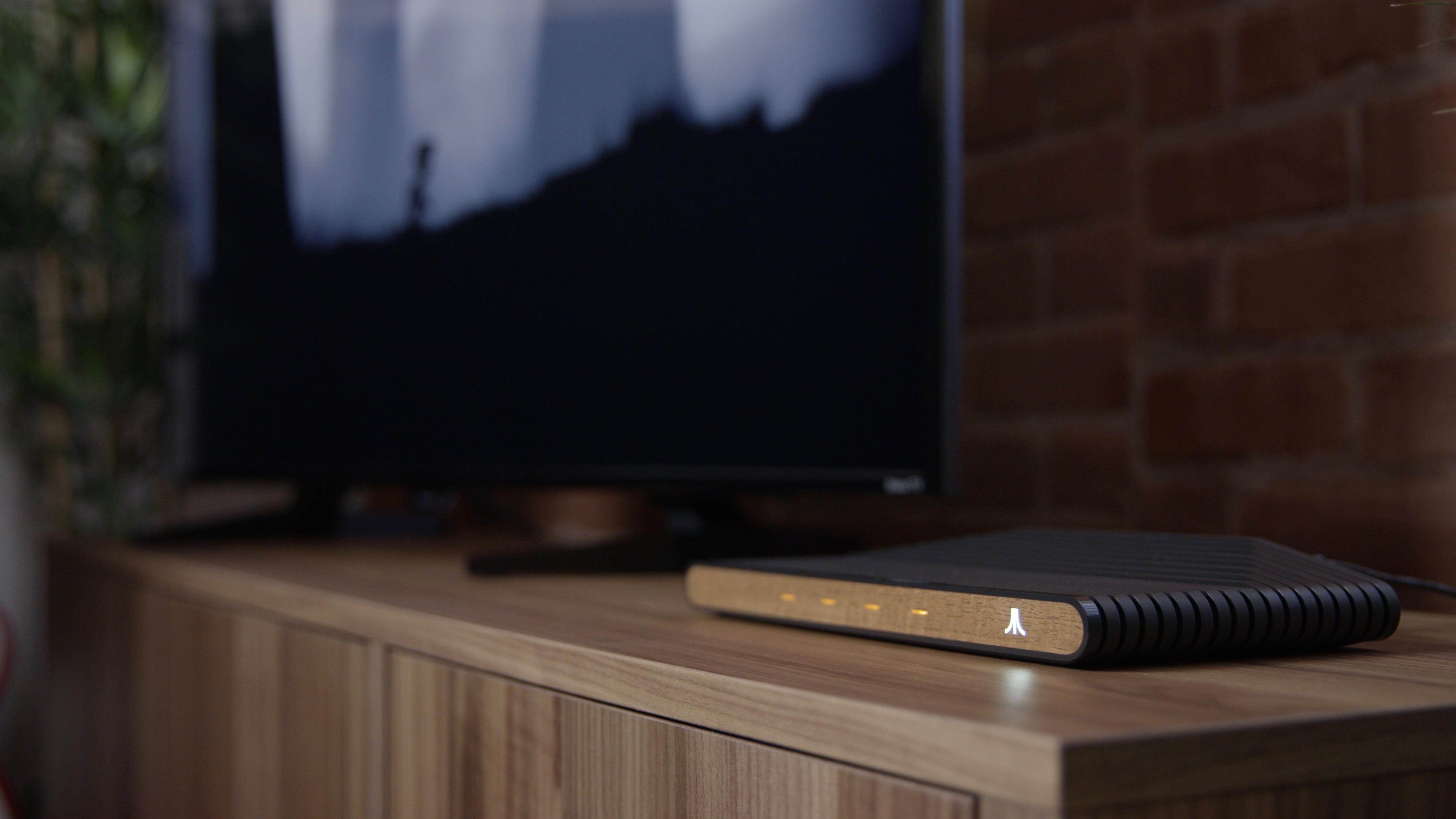 Ataris retrokonsoll vil støtte 4K og HDR