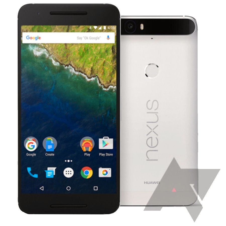 Det har mange ganger tidligere vært spekulert i at vi ville få se to samtidige Nexus-modeller. I år ser det ut til at det er det som skjer. Her er nemlig det som er ventet å bli Huaweis store Nexus 6P. Foto: Android Police