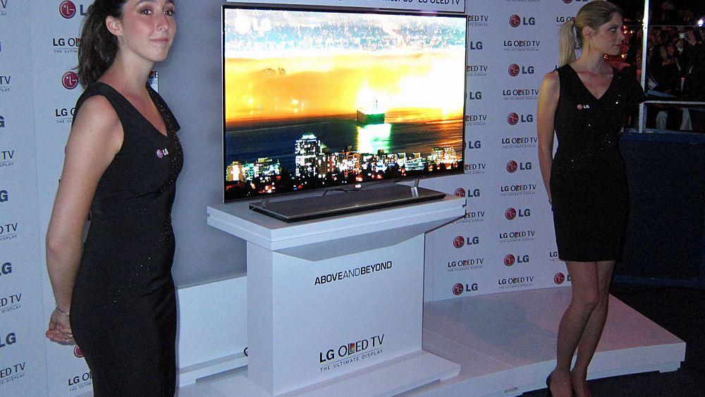 LG kan produsere OLED på 110 tommer i år